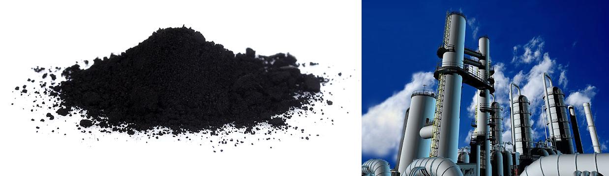 active carbon petrochemistry catalyst